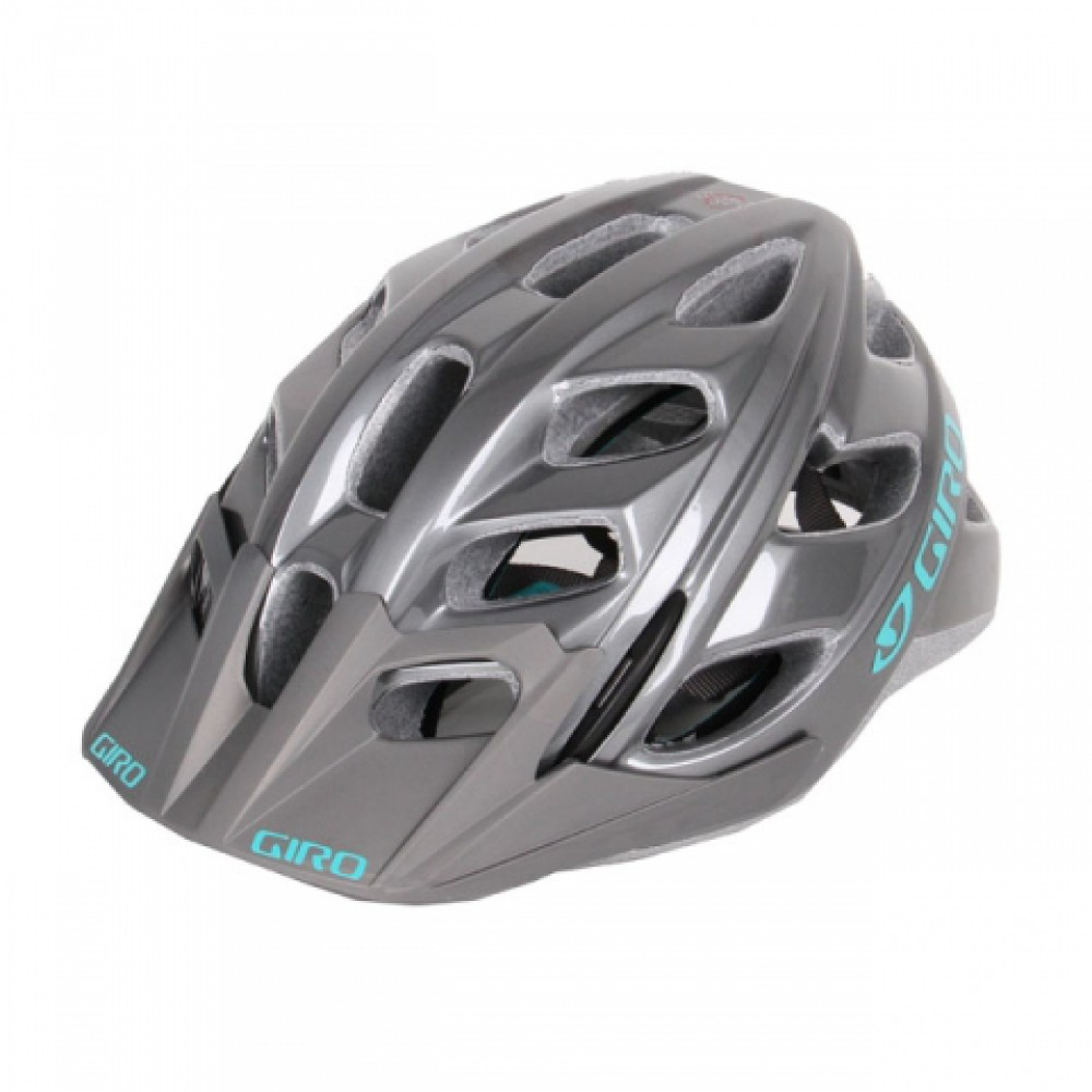 Велошлем Giro Hex матовый титан, L (59-63) (GT)