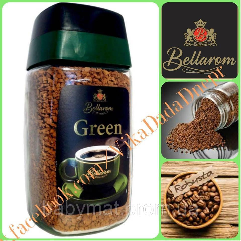 Кофе растворимый гранулированый Cafe Bellarom Green 200гр Германия