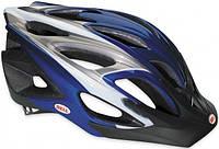 Велошлем Bell Delirium синий/титан, M/L (59-62) (GT)