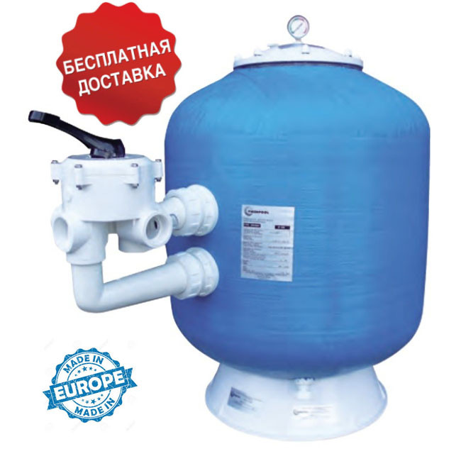 Песочный фильтр Hayward HCFE2115I2WVA Bobbin (6 м³)