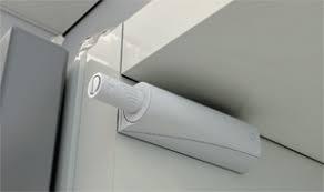 Выталкиватель фасада  IF K PUSH TECH усиленный с магнитом 37мм/B-1