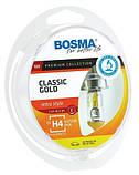 "Автолампы ""Bosma"" (H4)(CLASSIC GOLD)(DUOBOX), фото 2"