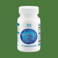 Микрогидрин Плюс / Антиоксидант, преждевременное старение, работоспособность, мышечный тонус,иммунит