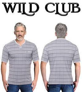 Мужская футболка поло батал