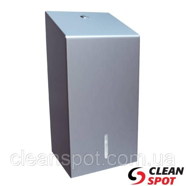 Держатель туалетной бумаги в листах металлический Stella BSM401 Merida