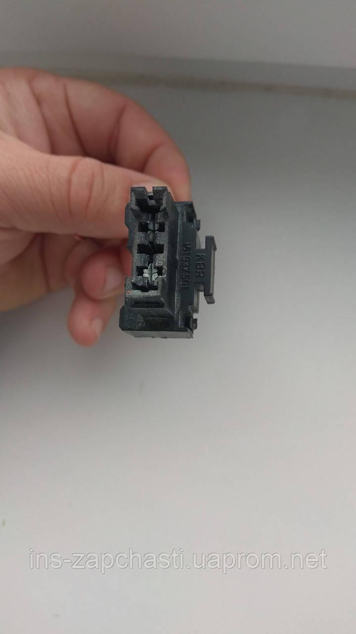 Разъем (фишка) электрическая VAG колодка VW, Audi, Skoda