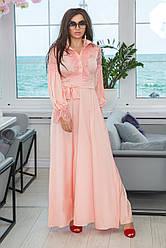 Платье  в пол кружево в расцветках  72785