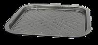 Форма для выпечки пиццы квадратная Con Brio CB-525, антипригарное покрытие, 35x35х2см, толщина 0,4мм