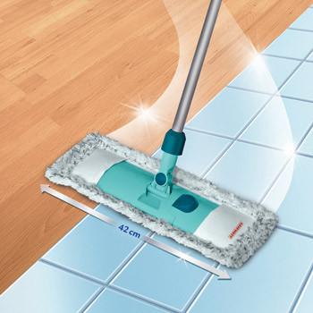 Швабра для підлоги leifheit wet&dry 42 див. Micro duo