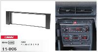 Рамка переходная Carav 11-006 Audi A4 1DIN