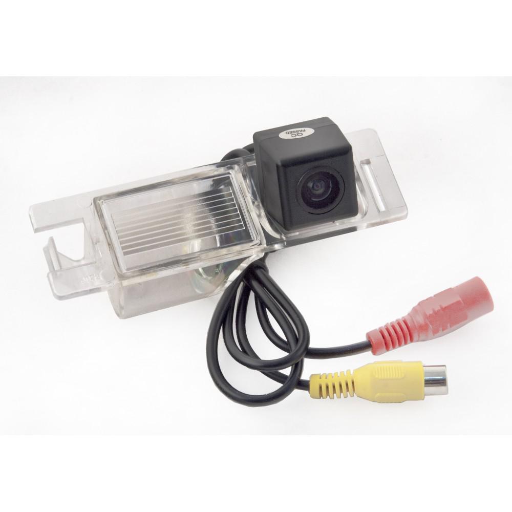 Камера заднего вида iDial CCD-126 Opel (Insignia, Vectra, Astra, Zafira) - Мир АвтоЗвука в Киеве