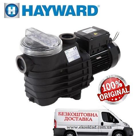 Насос для бассейна Hayward SP2505XE83E1 EP 50 (380В, 7,5 м³/час, 0.5HP). Насос фильтрационный Хейвард