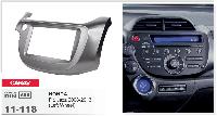 Рамка переходная Carav 11-118 Honda Jazz/Fit (08->) 2DIN