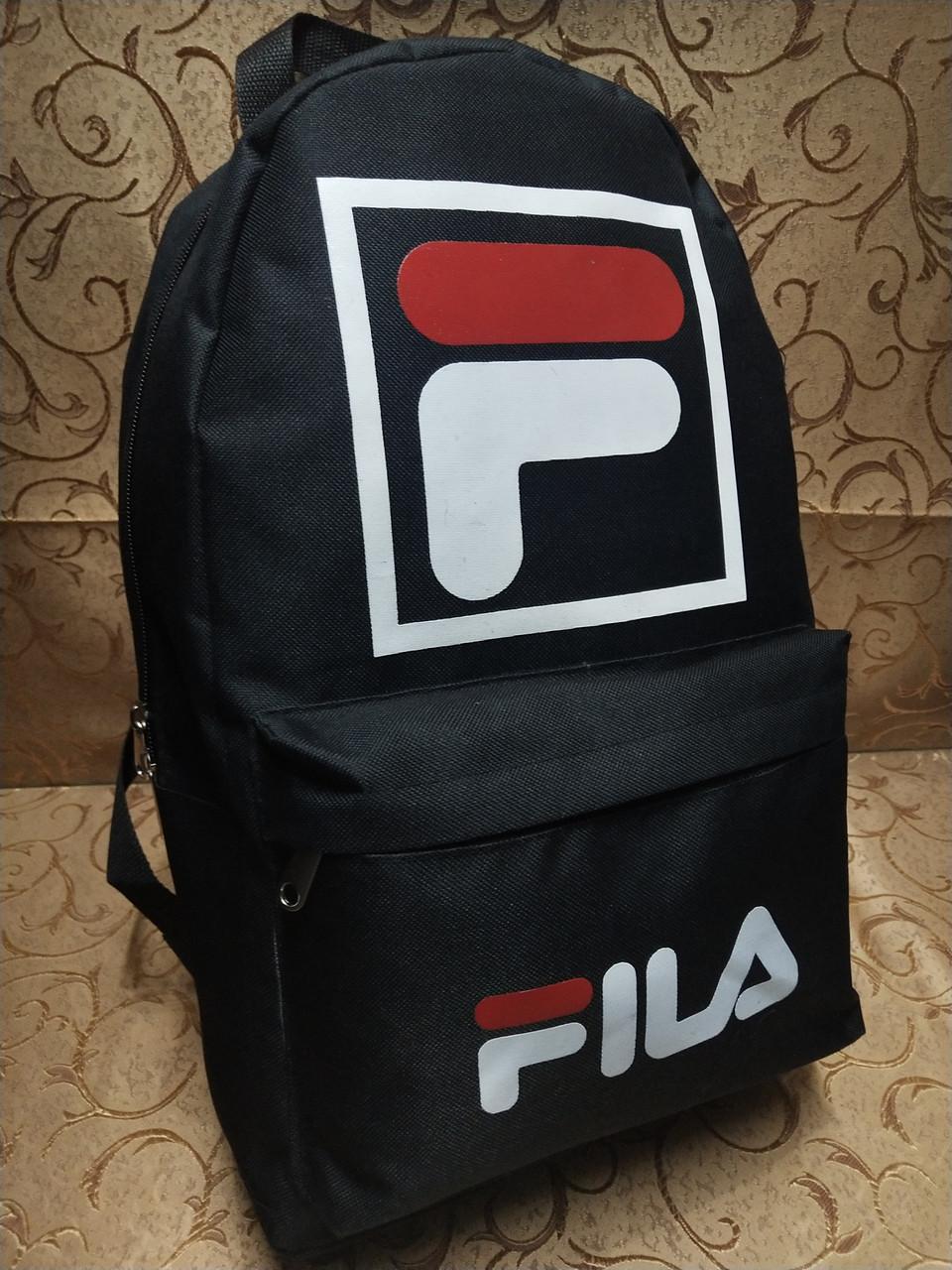 Рюкзак fila новинки спортивный спорт городской стильный Школьный рюкзак Практичный сумка  только оптом