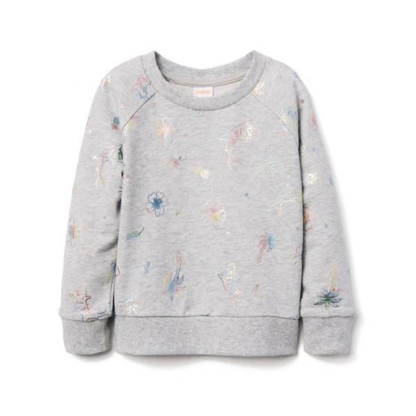 Детская толстовка Gymboree размер 150-158 для девочки свитер джемпер свитшот