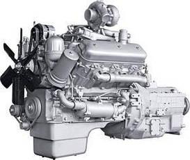 Запчасти к двигателю и трансмиссии