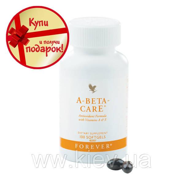 Натуральные Витамины А и Е плюс селен, А-Бета-КерЕ, 100 капс., фото 1