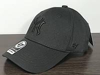 Кепка, Бейсболка New York Чёрная 064, фото 1