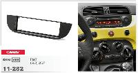 Рамка перехідна Carav 11-282 Fiat (500) 07+ 1DIN