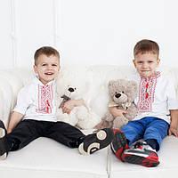 Вышитые футболки для мальчика