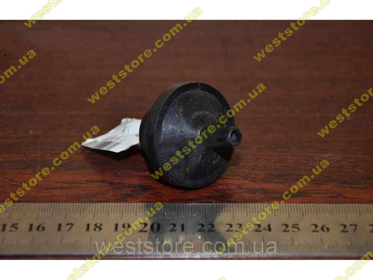 Клапан обратный бензобака Ваз 2105 2108 2109 2110 ДААЗ пластмассовый черный