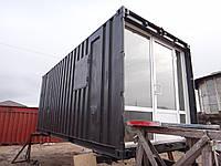 20 футовый контейнер под офис, магазин, на продажу
