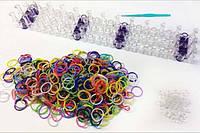 Резиночки, наборы для плетения браслетов  Rainbow Loom