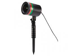 Звездный лазерный проектор BabySbreath Laser Light, влагостойкий корпус