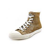 Женские кожаные бежевые кеды Ralph Lauren, фото 1