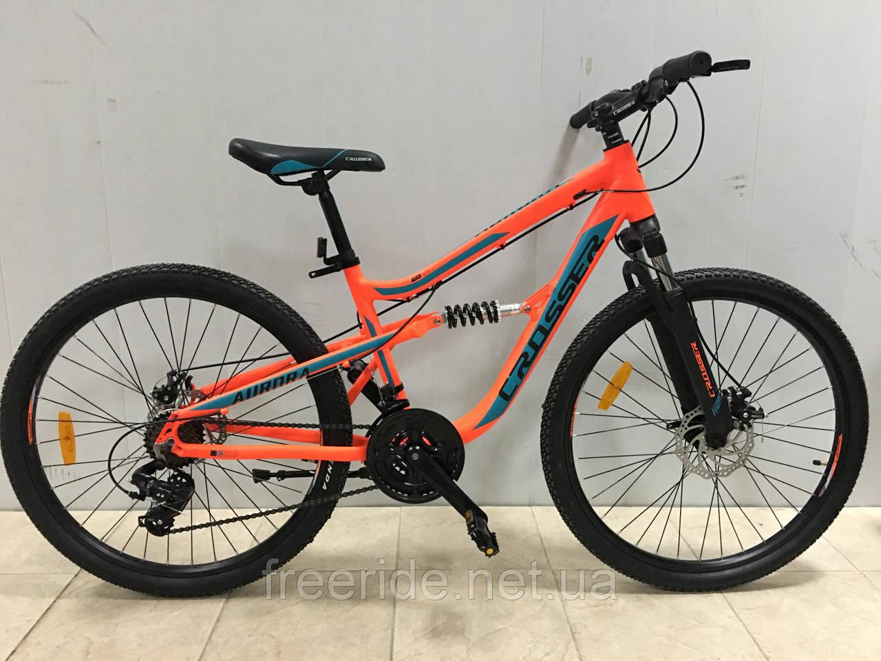 Горный велосипед Crosser Aurora 26