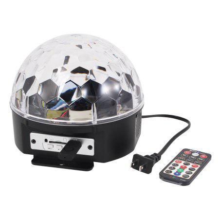 """MP3 диско куля, Magic Bull,Світломузичний куля """"Сфера"""""""