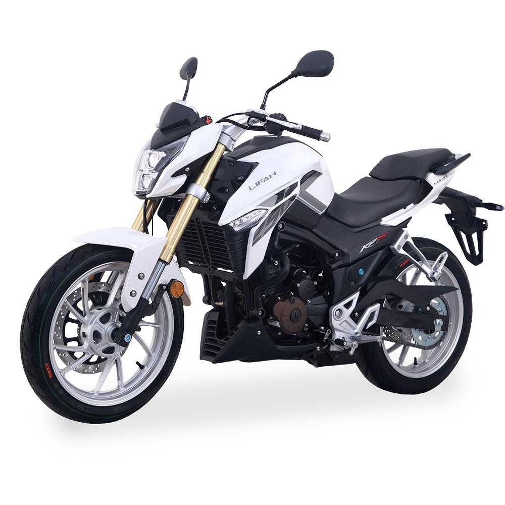 Дорожный Мотоцикл Lifan KP250 Белый