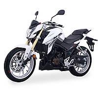 Дорожній Мотоцикл Lifan KP250 Білий