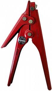 Инструмент  для затяжки хомутов длиной 50-500мм, шириной 2,3-9мм e.tool.tie.hs.519.500