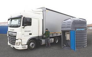 Полиэтиленовый резервуар МИНИ АЗС Swimer 5000 AGROTANK