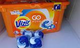Капсули для прання VIZIR 39 шт. в асортименті., фото 2