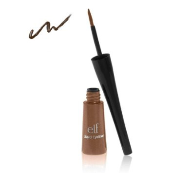 Жидкая подводка e.l.f. Essential Liquid Eyeliner Coffee, фото 1