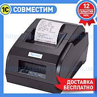 Термопринтер Xprinter XP-58IIL принтер для чеков usb 58мм