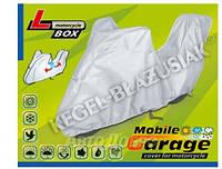 Тент для мотоцикла Mobile Garage Motorcycle - размер L box