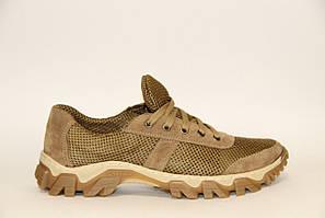 Тактические кроссовки из натуральной кожи MAX S