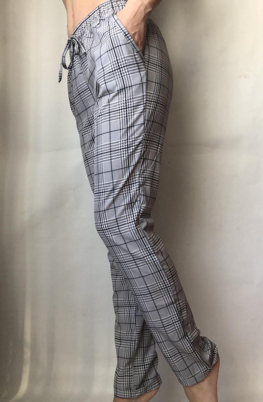 Женские летние штаны N°175 (БАТАЛ)