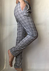 Женские летние штаны N°175 (БАТАЛ), фото 2