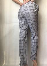 Женские летние штаны N°175 (БАТАЛ), фото 3