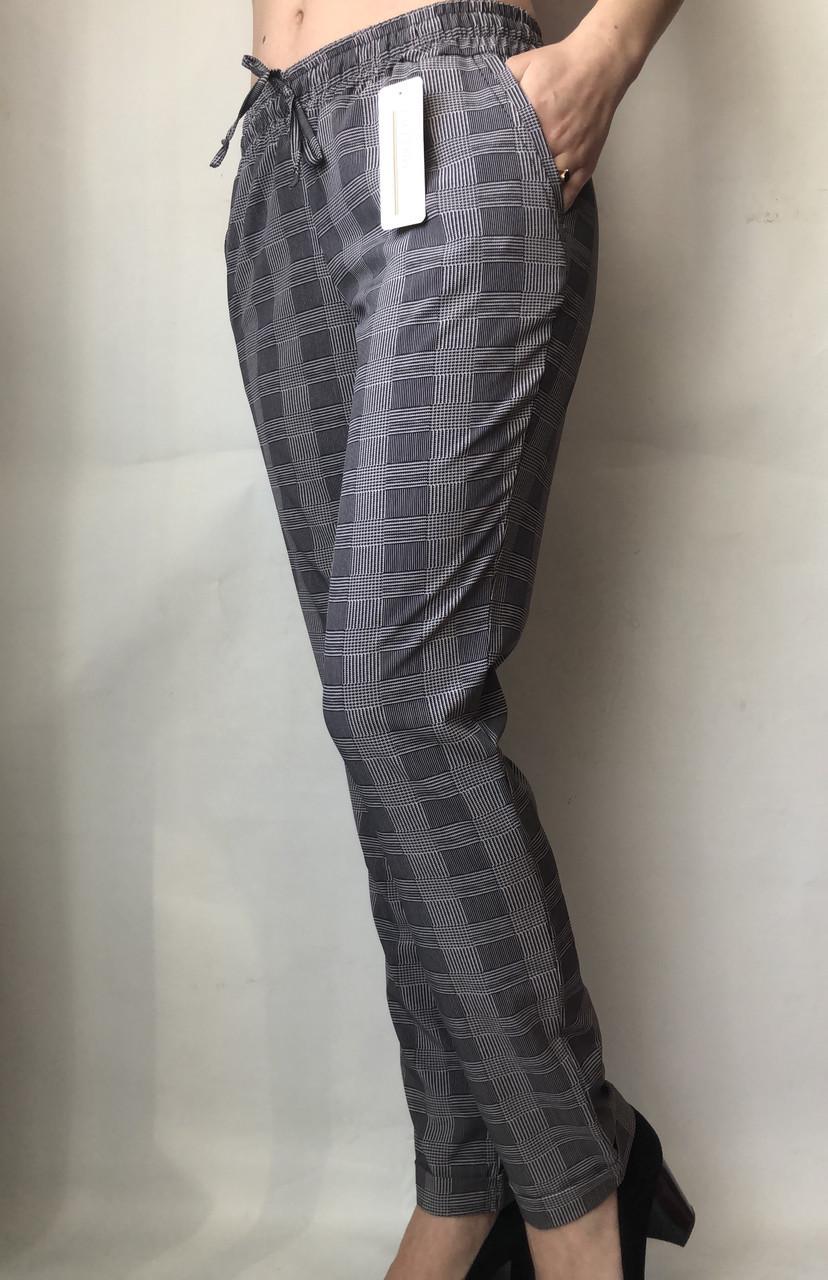 Женские летние штаны N°177 (БАТАЛ)