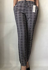 Женские летние штаны N°177 (БАТАЛ), фото 2