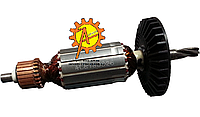 Якорь (ротор) для перфоратора Makita HR 2450 ; Makita HR 2440 ; Makita HR 2020  ( 152*31 / 5-з )