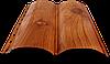 Розпродаж дешево металосайдингу під дерево,брус, фото 4