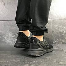 Мужские кроссовки Nike Renew Rival черные 44р, фото 2