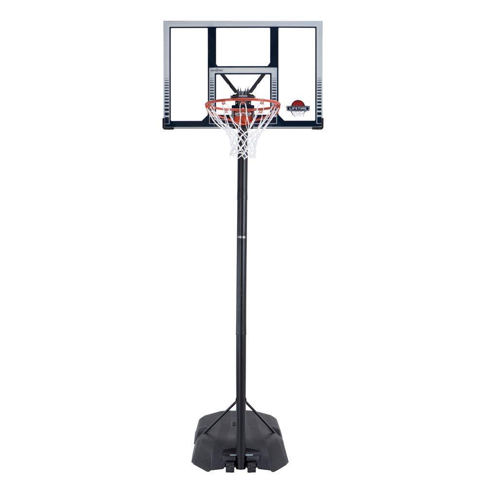 Мобильная баскетбольная стойка  LIFETIME BOSTON 90001, производство США