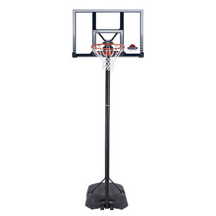 Мобильная баскетбольная стойка  LIFETIME BOSTON 90001, производство США, фото 2